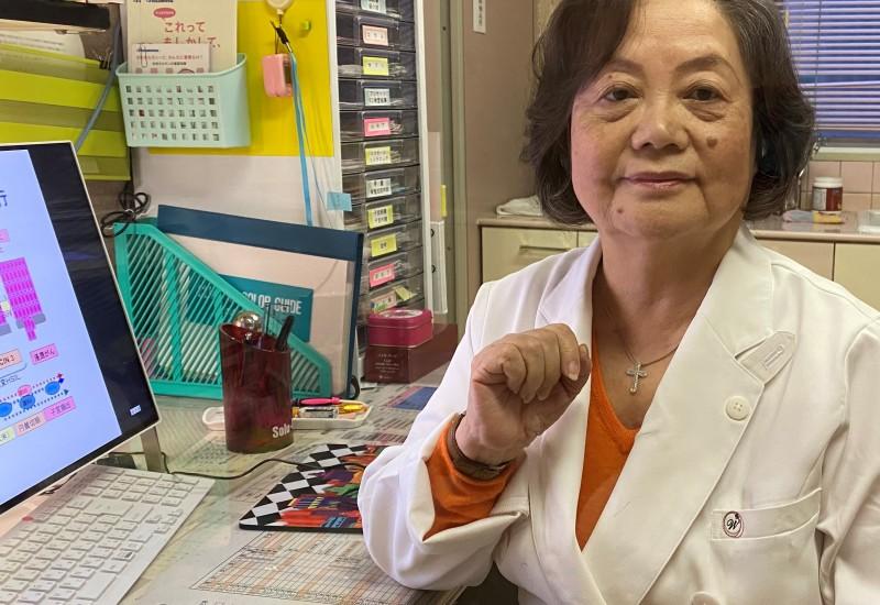宮崎千恵医師